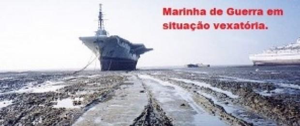 marinha de guerra falida