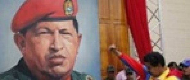 Maduro exalta chaves