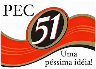 policiais PEC 51 unificação das polícias brasil