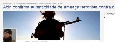 abin terrorismo brasil
