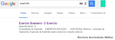 outro exercito