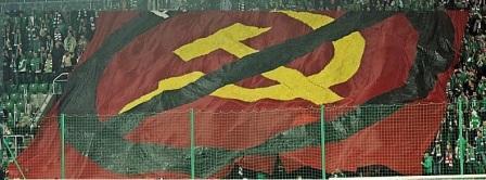fora comunismo bandeira intervencionistas
