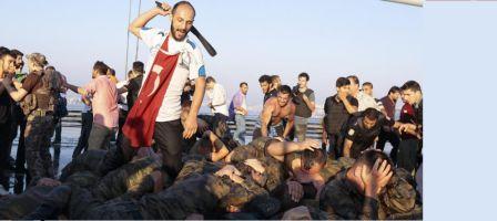 militares na turquia surrados