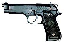 pistola exercito