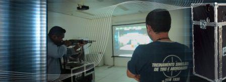 workshop simulador tiro segurança