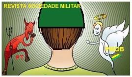 ASSEDIANDO MILITARES PT E PMDB