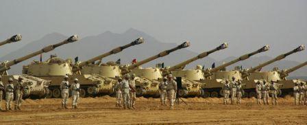 exercito saudita