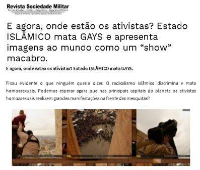 gays de direita militar