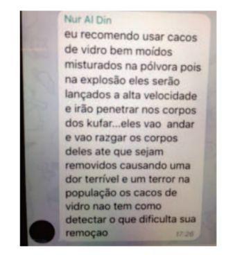 terrorismo no BRASIL - Sociedade Militar