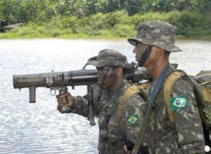 força militar na amazonia ameaça maduro