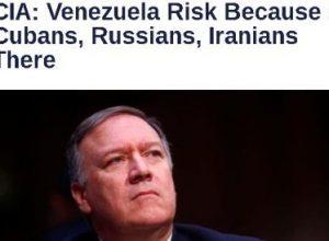 cubanos e venezuela cia