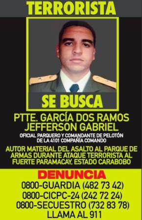 militares insurgentes terroristas na resistencia venezuelana