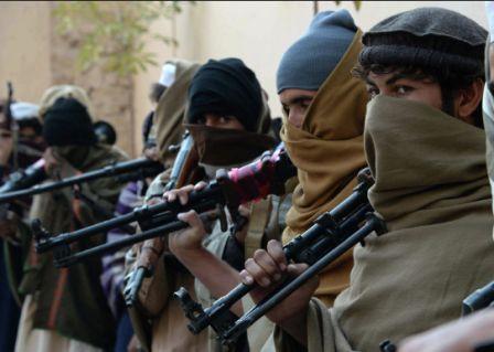 taliban negociação com trump