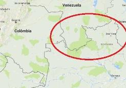 fronteira brasil e venezuela instabilidade