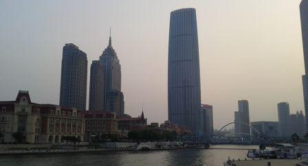 paulo duarte Tianjin china