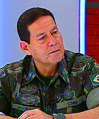 general mourão presidente