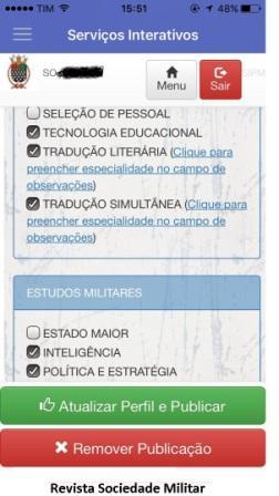 aplicativo marinha sipm ttc