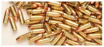 munição 9mm