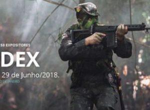 RIDEX feira militares