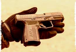 pistola rex delta